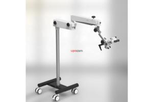 Prima D - дентальный операционный микроскоп с 5-ти ступенчатым увеличением и LED-подсветкой